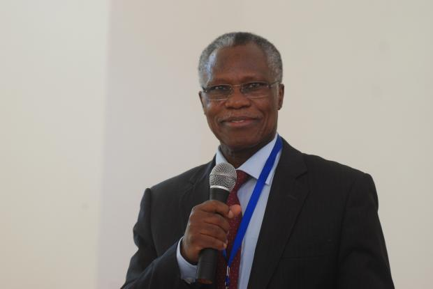 Rev Dr Samuel Kobia, Senior Advisor on Peace, Social Cohesion and Conflict Resolution, Executive Office of the President of Kenya (photo: Leela Channer)