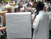 Imam Ashafa delivering training in Alexandria