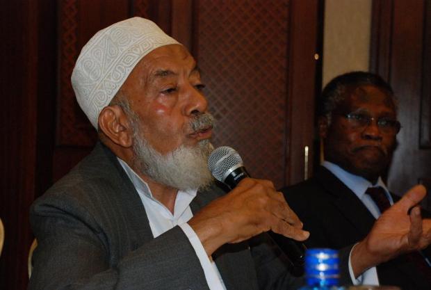 Professor Alghafur Elbusaidy