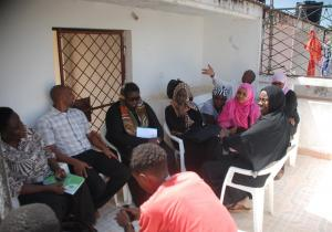 Meeting of the MIKA initiative in Mtwapa